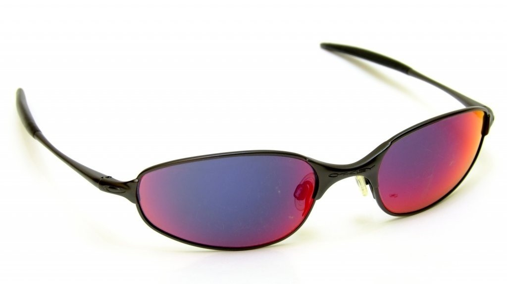 Oakley A-Wire Positive Red