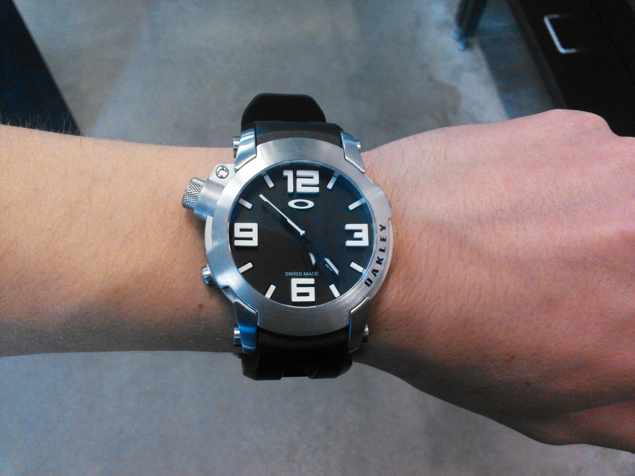 New Kill Switch watch at my vault