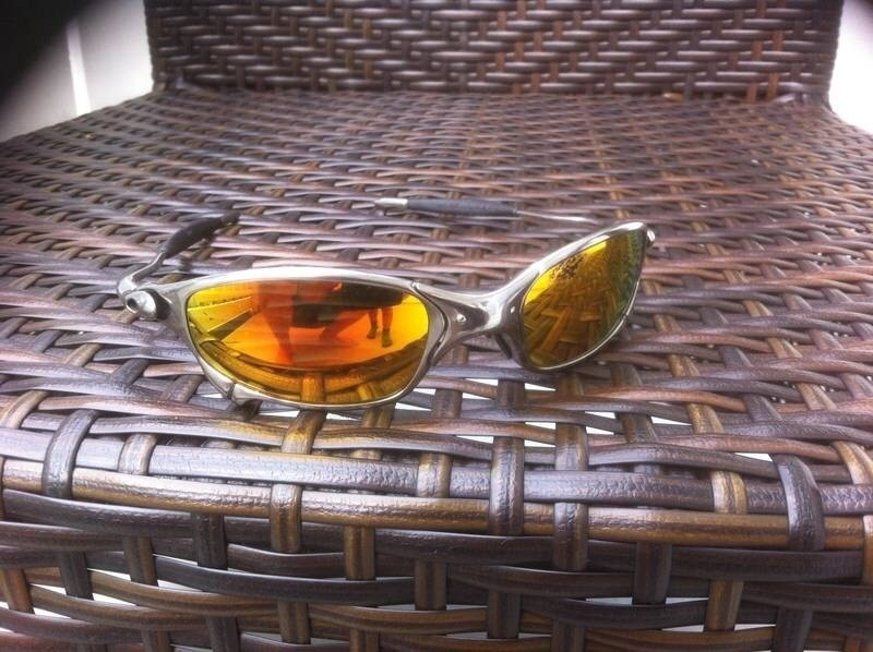 Polished with Polarized Fire Iridium serial number JP008475