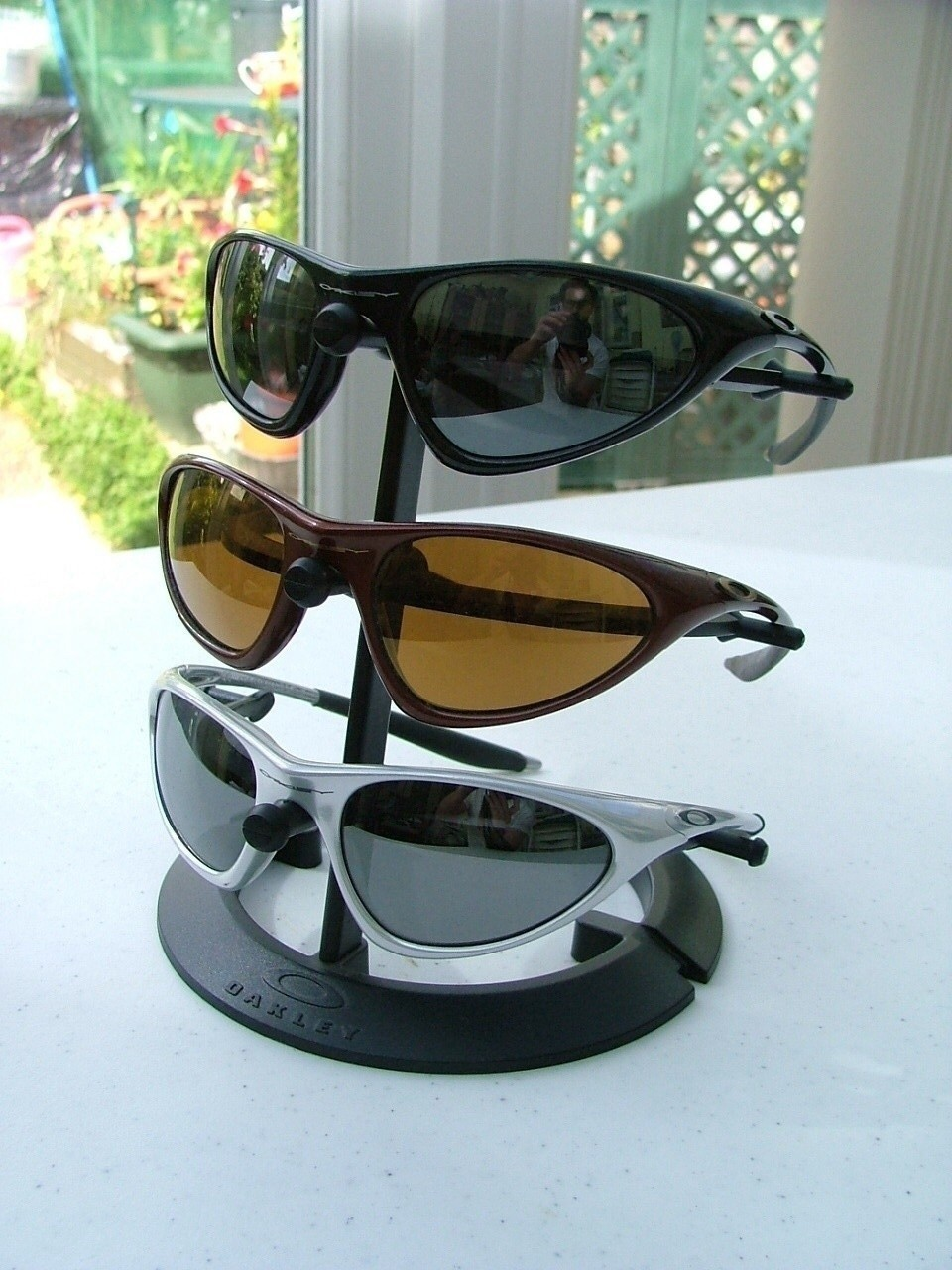 My Oakley Topcoat collection so far......