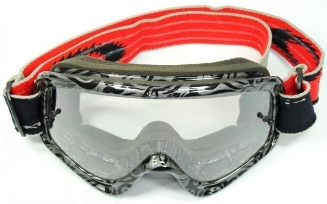 A-Frame Goggles Tribal/Clear.