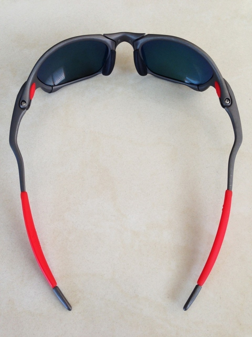 OAKLEY X-METAL XX / X-METAL - RUBY LENSES