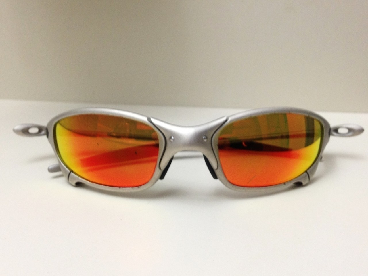 oakley juliet plasma polarized
