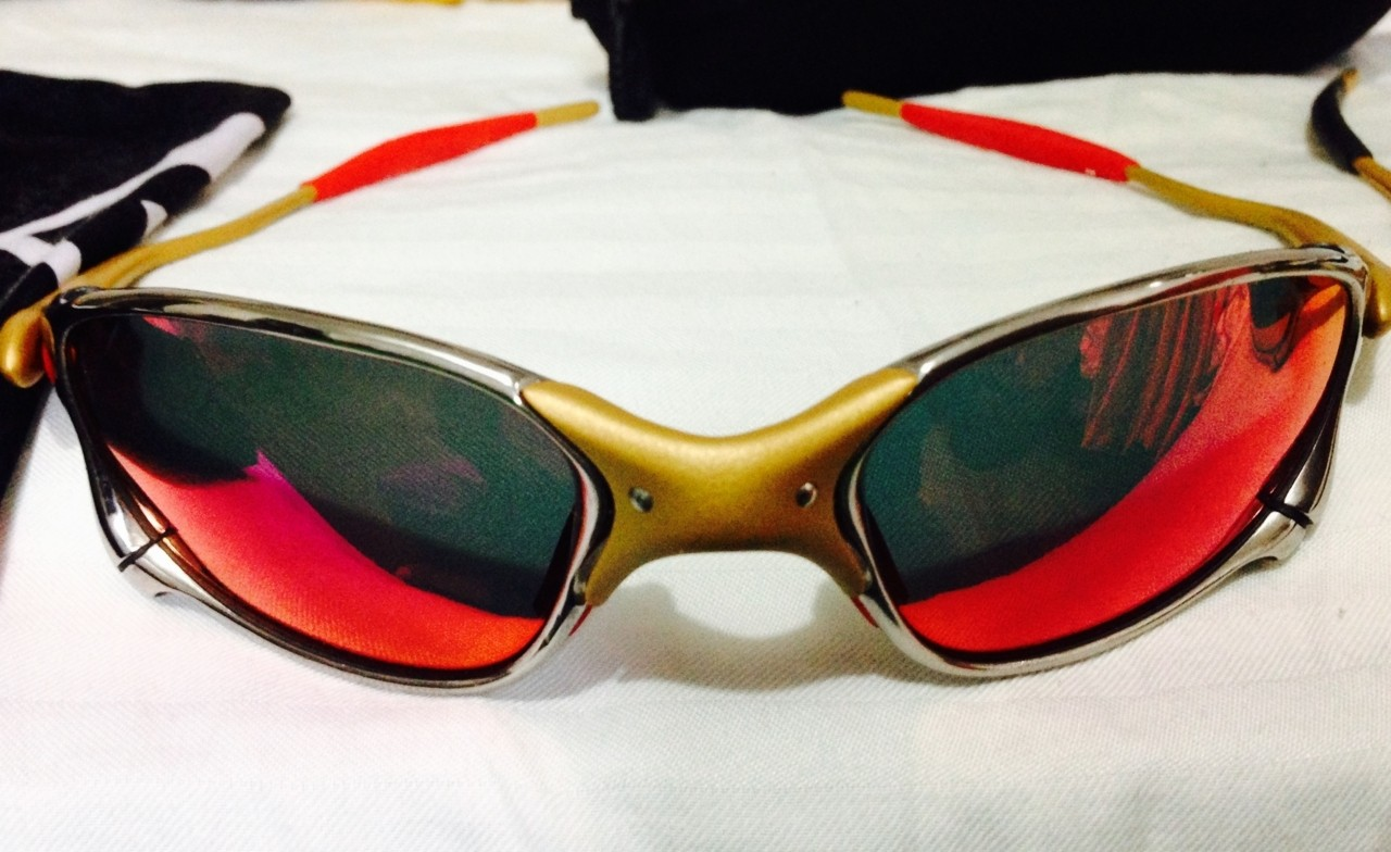 24K and Polished frame XX with Midnight Sun Lenses.