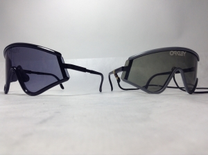New & Old Eyeshade