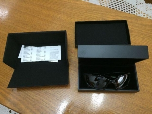 My OAKLEY PITBOSS 1 Gunmetal
