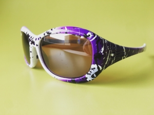 Oakley Eternal Retro Purple Splatter Vr28