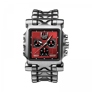 Oakley Time Tank Winner of Icon Awards TitaniumRed.png