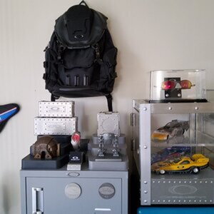 My oakley collection